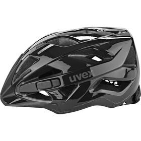 UVEX Active Fietshelm, zwart